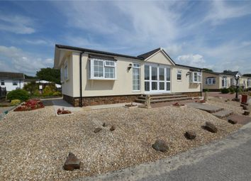 Thumbnail 2 bed mobile/park home for sale in Springfield, Four Seasons Village, Winkleigh, Devon
