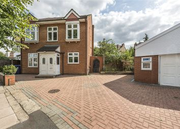 Thumbnail 6 bed detached house for sale in Cleveland Road, Ealing