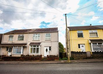 Thumbnail 3 bed semi-detached house for sale in Waun Road, Morriston, Swansea