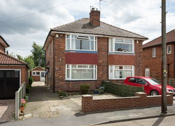 Thumbnail 3 bed semi-detached house for sale in Byron Drive, Rawcliffe, York