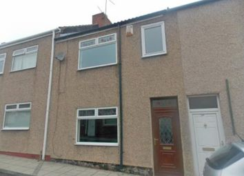 Thumbnail 3 bed terraced house to rent in Craddock Street, Spennymoor