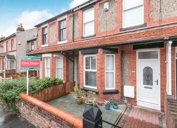 Thumbnail 3 bed terraced house for sale in South Road, West Kirby, Wirral, Merseyside