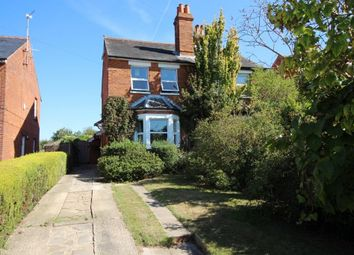 Thumbnail 3 bed semi-detached house for sale in Circuit Lane, Reading