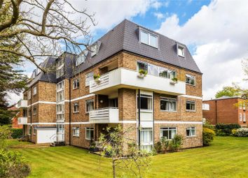 Thumbnail 2 bed flat for sale in Pinecroft, St. Georges Road, Weybridge, Surrey