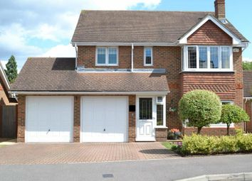 Thumbnail 4 bed detached house to rent in Lady Harewood Way, Clarendon Park, Epsom