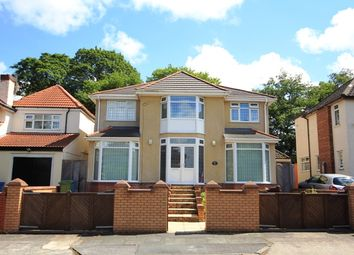 Thumbnail 5 bed detached house to rent in Druidsville Road, Calderstones, Liverpool