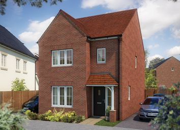 "Thumbnail 3 bed semi-detached house for sale in ""The Cypress"" at St. James Way, Biddenham, Bedford"