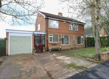 Thumbnail 3 bed detached house for sale in Russell Gardens, Old Tupton, Chesterfield