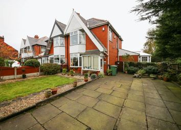 Thumbnail 3 bed semi-detached house for sale in Warrington Road, Wigan