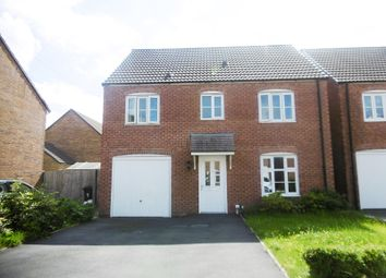 Thumbnail 4 bedroom detached house for sale in Llys Ynysgeinon, Godrergraig, Swansea