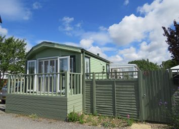 Thumbnail 2 bed mobile/park home for sale in Heron Orchard Park, Holbeach Fen, Spalding