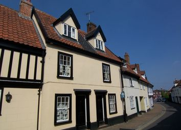 Thumbnail 3 bed terraced house to rent in Bridewell Street, Wymondham