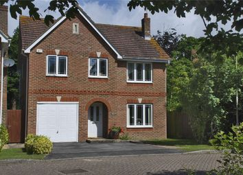 Thumbnail 4 bed detached house for sale in Honeysuckle Gardens, Everton, Lymington, Hampshire