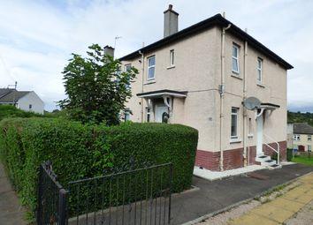 Thumbnail 3 bed flat for sale in Bangorshill Street, Thornliebank, Glasgow