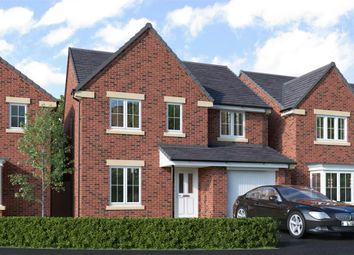 """Thumbnail 4 bedroom detached house for sale in """"Foster"""" at Lammack Road, Blackburn"""