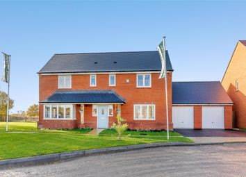 Thumbnail 5 bed detached house for sale in The Ashbury, Nup End Green, Ashleworth, Gloucester
