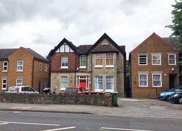 Thumbnail Studio for sale in Flat 1, London Road, Maidstone, Kent