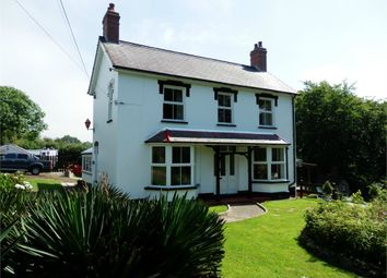 Thumbnail 5 bed detached house for sale in Bronallt, Llangrannog, Ceredigion