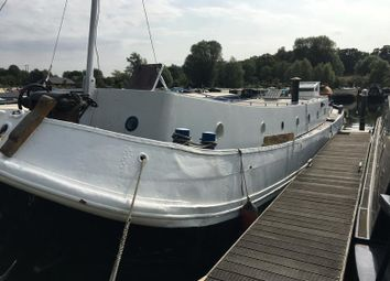 Thumbnail 2 bed houseboat for sale in Mill Corner, Roydon, Essex