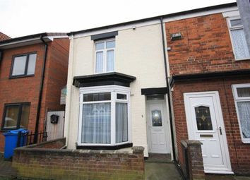 Thumbnail 2 bedroom terraced house to rent in Edgecumbe Street, Hull