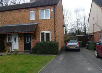 Thumbnail 2 bedroom semi-detached house to rent in Phillip Drive, Glen Parva, Leicester