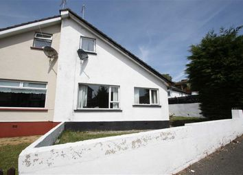 Thumbnail 4 bed semi-detached bungalow for sale in Carlisle Avenue, Ballynahinch, Down
