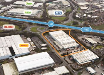 Thumbnail Warehouse to let in Wakefield 31, California Drive, Castleford, West Yorkshire, UK