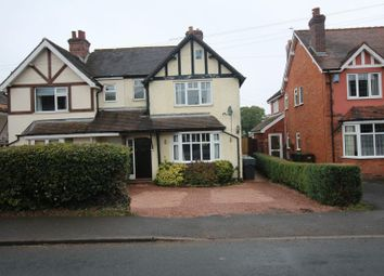Thumbnail 3 bed semi-detached house to rent in Stourbridge Road, Fairfield, Bromsgrove