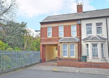 Thumbnail 3 bed terraced house to rent in Cyril Street, Newport