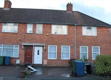 Thumbnail 3 bed terraced house to rent in Warneford Road, Queensbury, Harrow