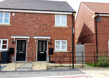 Thumbnail 2 bed semi-detached house for sale in Runnymede Lane, Kingswood, Hull