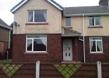 Thumbnail 3 bed semi-detached house to rent in Rother Crescent, Treeton, Rotherham
