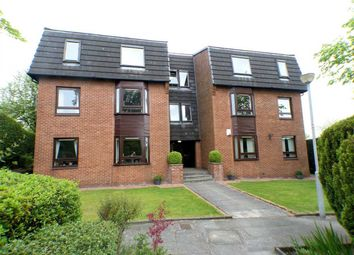 Thumbnail 2 bed flat for sale in Ossian Road, Newlands, Glasgow