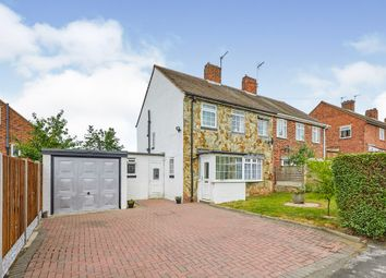 Thumbnail 3 bed semi-detached house for sale in Lincoln Road, Stapenhill, Burton-On-Trent
