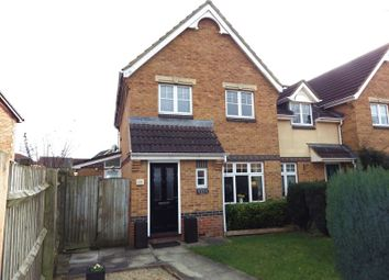 Thumbnail 3 bed end terrace house for sale in Lavender Way, Bradley Stoke, Bristol