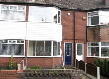 Thumbnail 2 bed town house to rent in Rossall Avenue, Chapelfield, Manchester