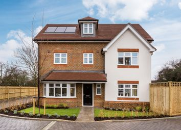 Thumbnail 3 bed semi-detached house for sale in Reigate Road, Hookwood, Horley