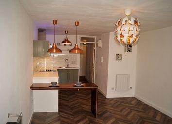 Thumbnail 1 bed flat for sale in Kestrel House Marlborough Road, Gillingham