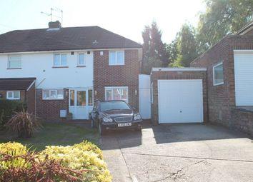 Thumbnail 3 bed semi-detached house for sale in Lullington Garth, Borehamwood, Hertfordshire