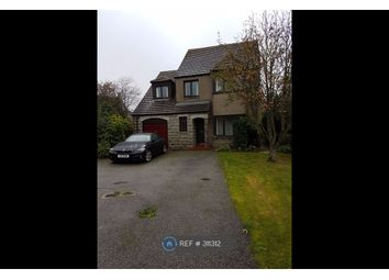 Thumbnail 4 bed detached house to rent in Broaddykes Close, Aberdeen