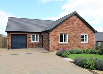 Thumbnail 3 bed detached bungalow for sale in Thornedge Gardens, Cumwhinton, Carlisle