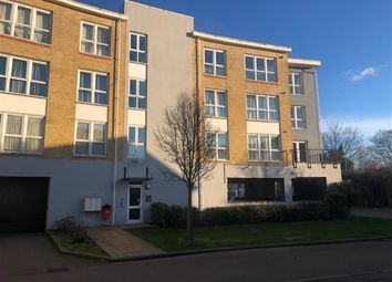 Thumbnail 2 bedroom flat for sale in Admirals Way, Gravesend, Kent