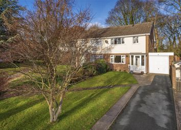 Thumbnail 2 bed semi-detached house for sale in Caradoc View, Hanwood, Shrewsbury, Shropshire