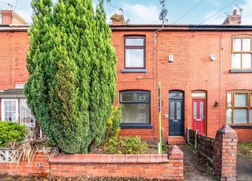 Thumbnail 3 bed terraced house to rent in Old Clough Lane, Worsley, Manchester
