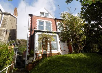 Thumbnail 5 bed semi-detached house for sale in Pentyla Baglan Road, Baglan, Port Talbot, Neath Port Talbot.
