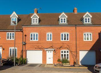 Thumbnail 4 bedroom terraced house for sale in Wall Brown Way, Aylesbury, Buckinghamshire