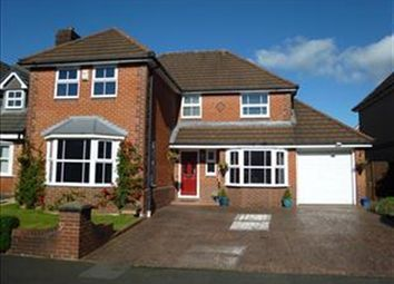 Thumbnail 4 bed property for sale in Lady Well Drive, Preston