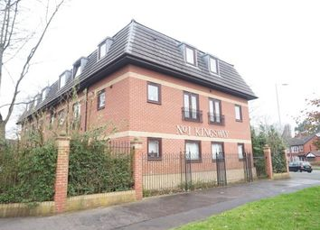 Thumbnail 1 bed flat to rent in Kingsway, Burnage