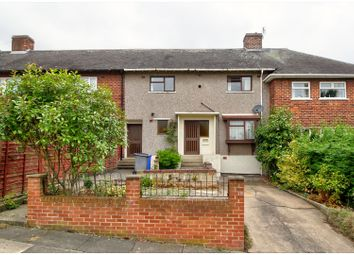 3 bed terraced house for sale in Bowden Wood Road, Sheffield S9