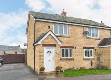 2 bed end terrace house for sale in Hodgson Close, Fritwell, Bicester OX27